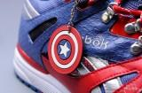 Reebok et sa collection de baskets Marvel