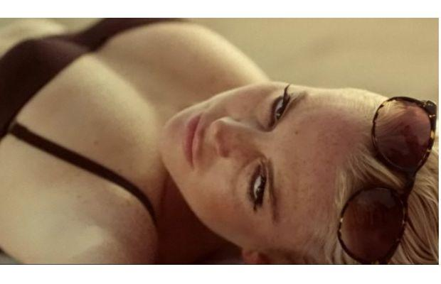 Lindsay Lohan par Richard Phillips