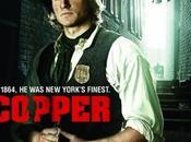 (Pilote Copper crime drama historique police yorkaise 1864