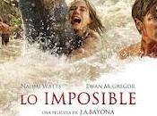 Impossible posters trailer