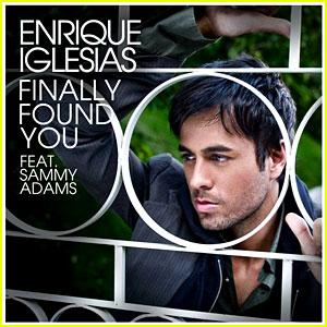Enrique Iglesias - Finally Find You ft. Sammy Adams