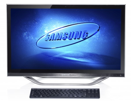 Nouveau Samsung Series 7 all-in-one