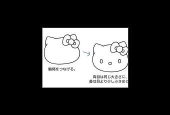 Coup de coeur un livre japonais pour apprendre - Dessiner hello kitty ...