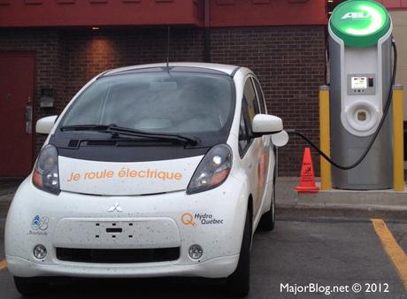Faites le plein d'action de voitures électriques