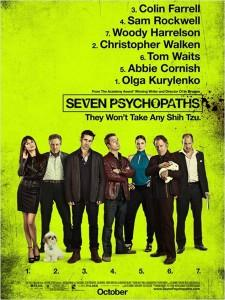 Seven Psychopaths : le red band trailer