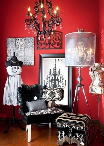 salon baroque d couvrir. Black Bedroom Furniture Sets. Home Design Ideas