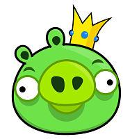 angry_bird king-pig apple smartphone android