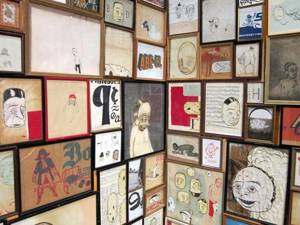 BARRY MCGEE – RETROSPECTIVE @ BERKELEY ART MUSEUM