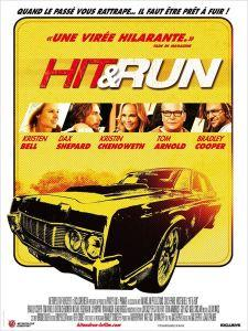 Cinéma : Hit and Run