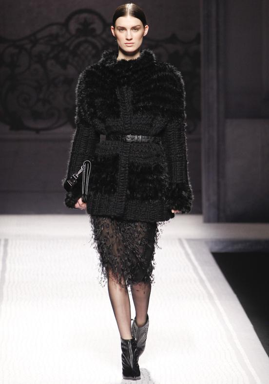 fashion week f/w 12/13. Alberta Ferreti