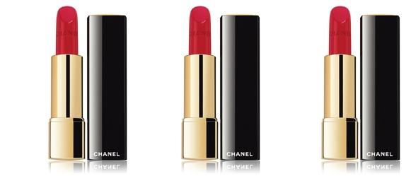 I love Chanel : le rouge allure m'hypnotise