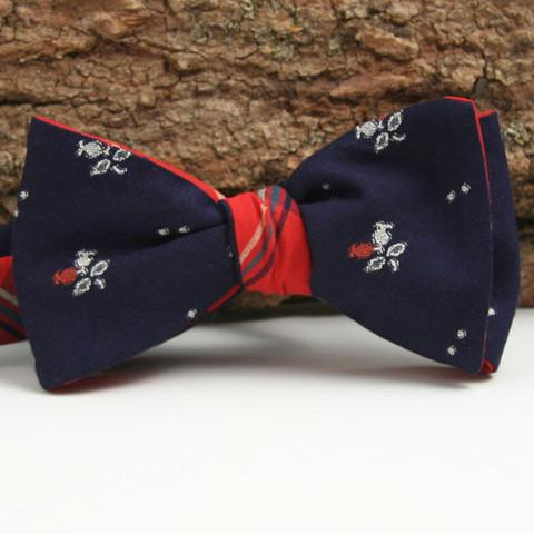 Cravate et Noeud papillon de « General Knot & Co »