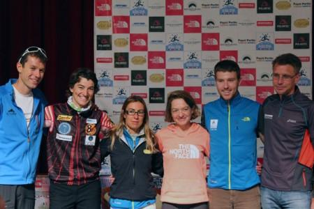 The North Face® UTMB® 2012 – Victoire de François D'HAENE & Lizzy HAWKER