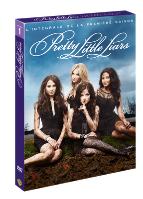 Pretty Little Liars, la saison 1 enfin en DVD