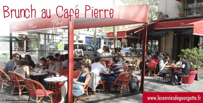 Le brunch du Café Pierre !