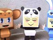 Papertoys Kiddo Costume