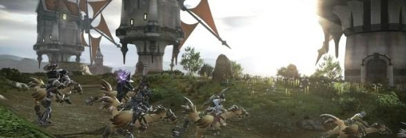 Final Fantasy XIV Limit la Break