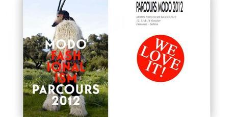 PARCOURS MODO 2012 !