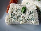 Terrine cabillaud fromage frais persillé