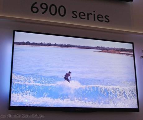 IFA 2012 : TP Vision (Philips) lance la nouvelle série 6900 en télévision