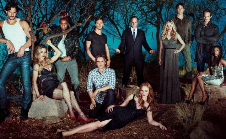 La Saison 6 de True Blood :Seulement 10 Episodes.