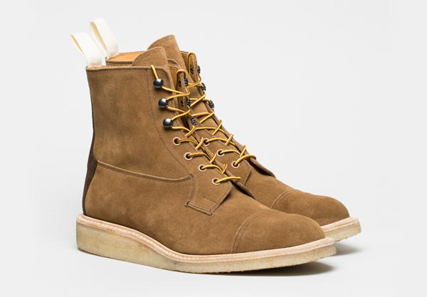 TRICKER'S FOR NORSE STORE – F/W 2012 – TWO TONE SUPER BOOT
