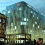 W : l'hôtel qui tue à Londres !