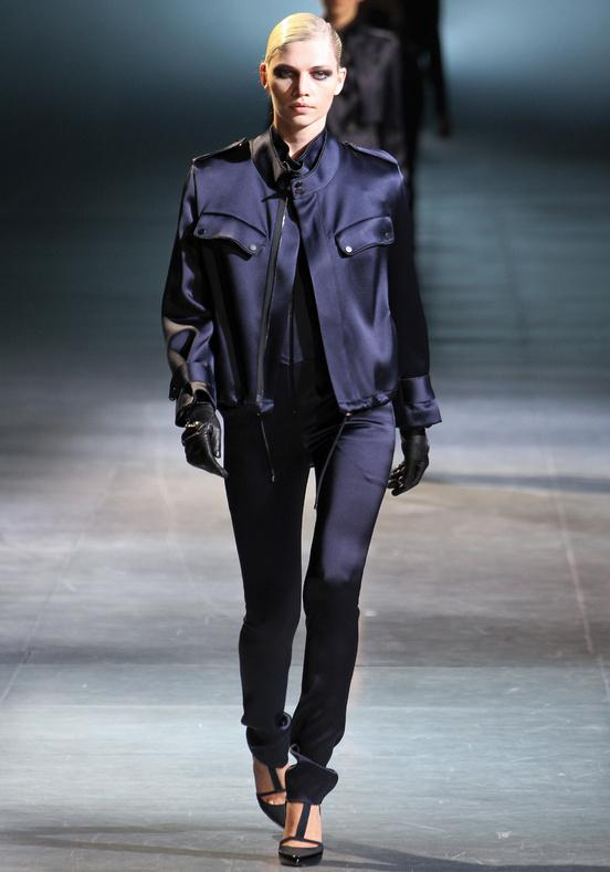 fashion week f/w 12/13. Anthony Vaccarello