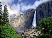 Mortelles randonnées dans Parc national Yosemite Californie