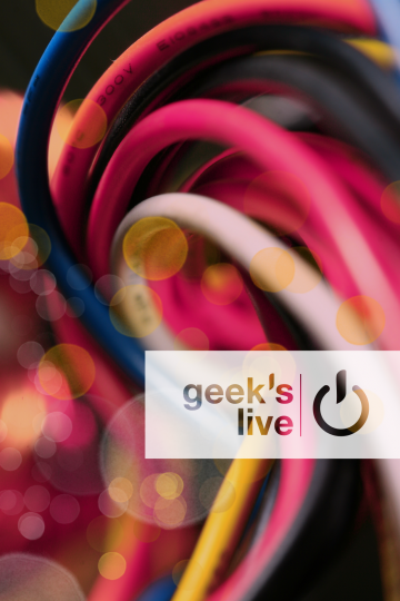 SAVE THE DATE : Geek's Live #5 le 25 octobre !