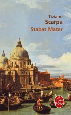Stabat Mater de Tiziano Scarpa, Prix Strega 2009