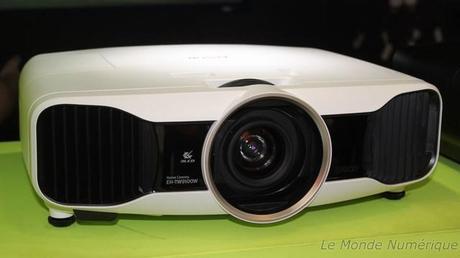 IFA 2012 : Epson renouvelle sa gamme de vidéoprojecteurs 3D Full HD