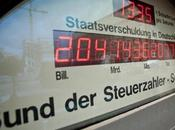 crise coûte milliards l'Allemagne