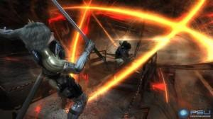 Les derniers screenshots de Metal Gear Rising : Revengeance !