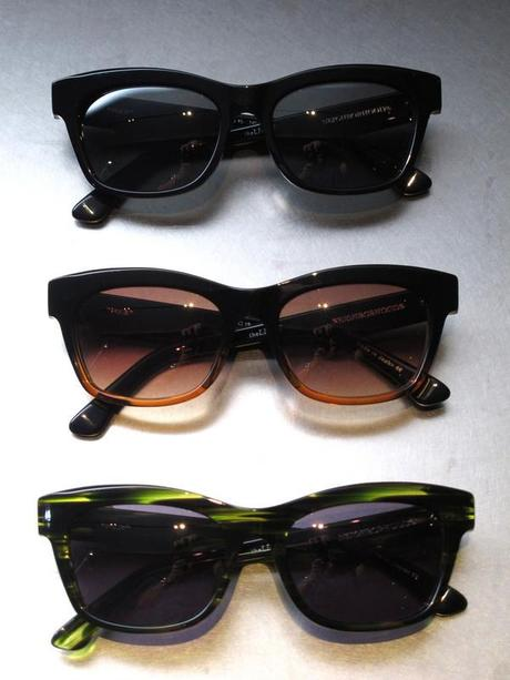 NEIGHBORHOOD – F/W 2012 SUNGLASSES COLLECTION