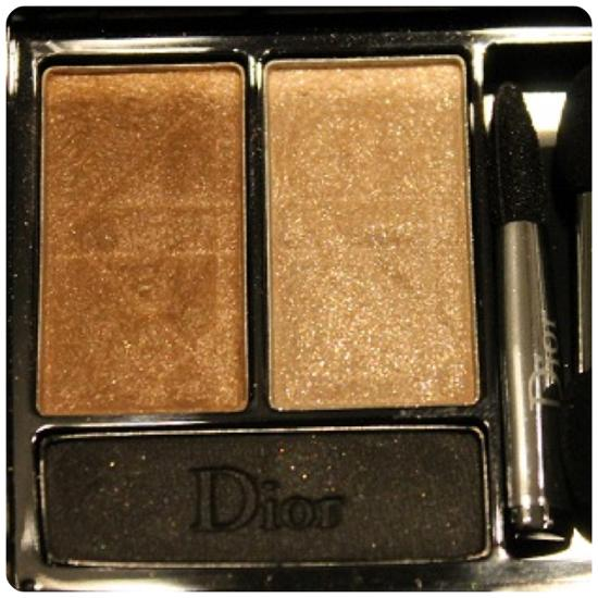 Dior Golden Jungle : Du glow sur mes yeux !