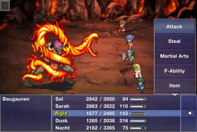 Final Fantasy Dimensions est dispo depuis vendredi sur iOS