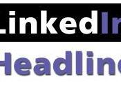 Linkedin Avoir headline