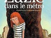 Zazie dans métro Clément OUBRERIE