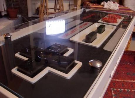 Table de Salon Super NES Replica