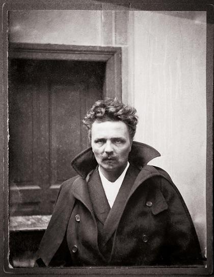 Vérité, réalité et nature dans les photographies d'August Strindberg