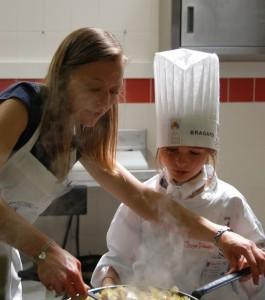 150 petits chefs cuisinent la Ratte du Touquet