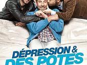 Critique Ciné Dépression Potes, comédie amorphe...