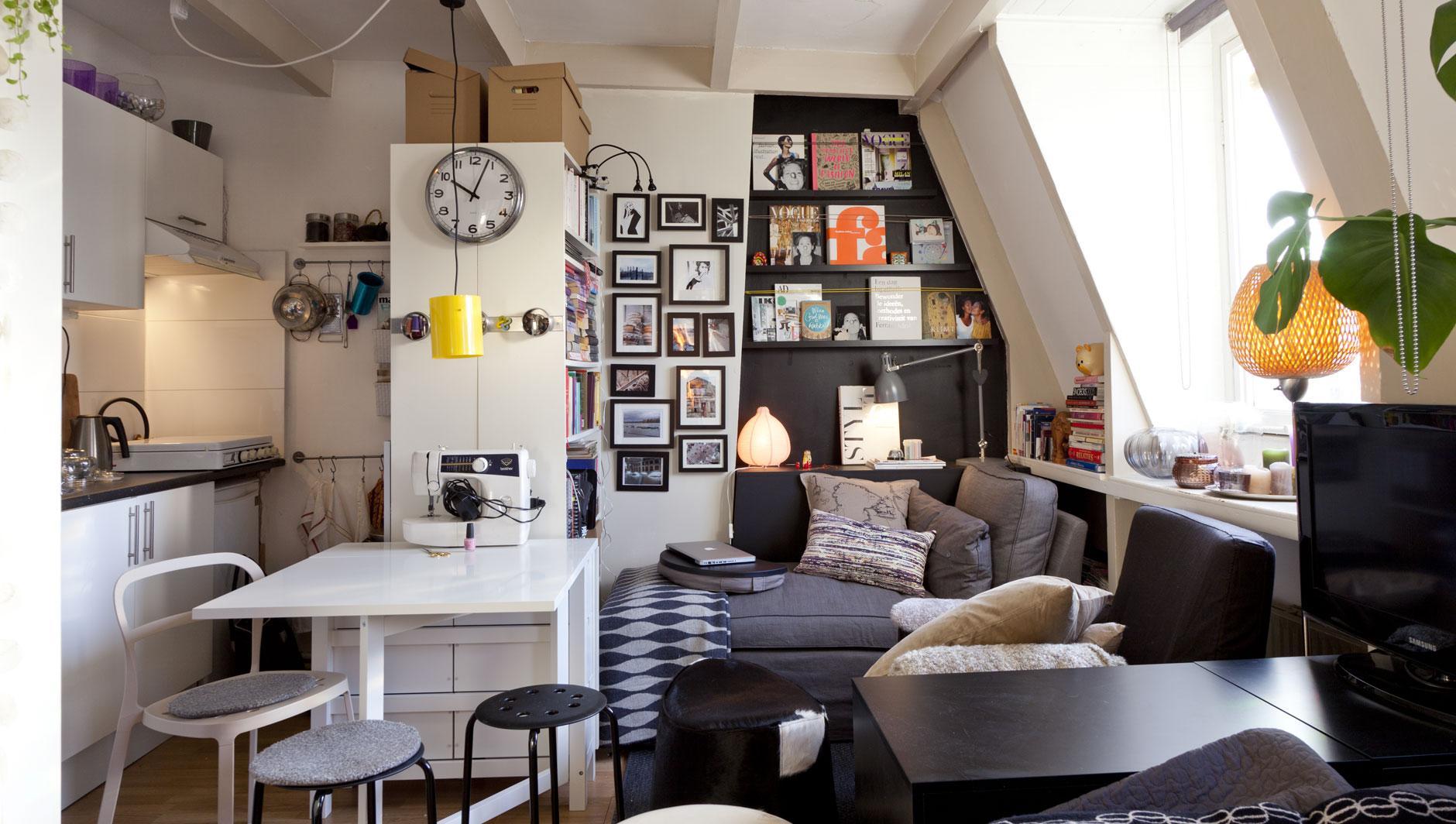 100 Remarquable Idées Vivre Dans Un Studio En Couple