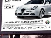 Désormais pour Alfa Romeo neuve, c'est garantie