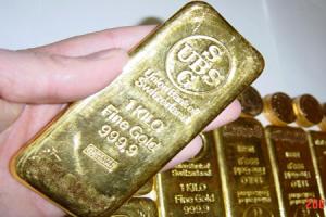 La Russie rachète de l'or