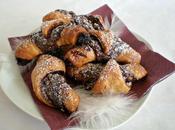 Mini croissants feuilletés Banania® sésame blanc