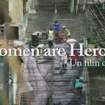 Women Are Heroes… Coup de chapeau Monsieur l'artiste !