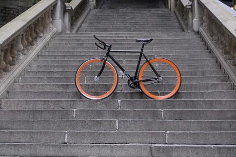 vélo de luxe chinois