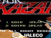 Retro Arcade Ninja Kazan